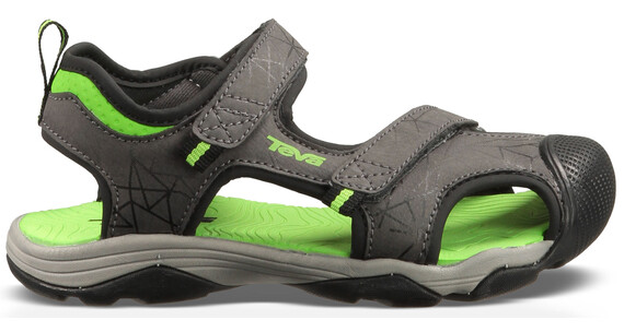 Teva Kids Toachi 3 Dark Grey/Green